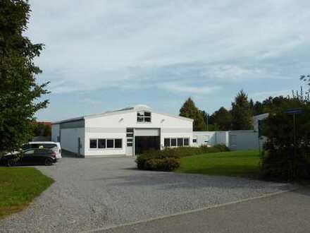 Halle + Büro in Kelheim-Affecking zu vermieten - an alle Unternehmer – sofort verfügbar!