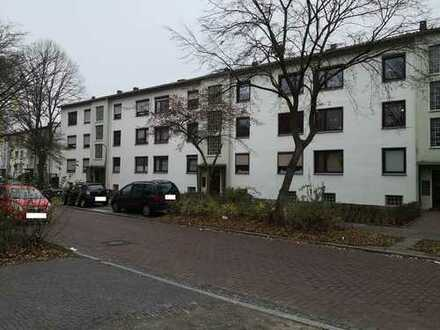 ruhige Wohnung in Woltmershausen *provisionsfrei*