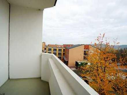 Betreutes Wohnen! 1Raum- Wohnung + Balkon + Aufzug