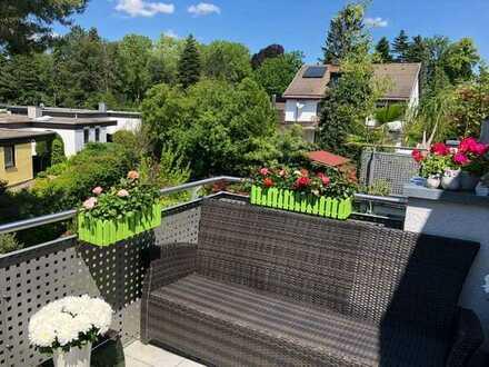 Ihr Wohntraum mit großer Dachterrasse in Fürth-Dambach