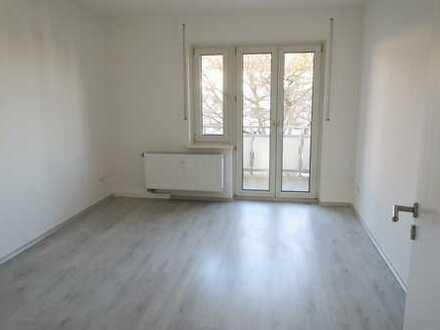 Gepflegte 2 Zimmer-DG-Wohnung mit Balkon in Gerabronn mit Stellplatz
