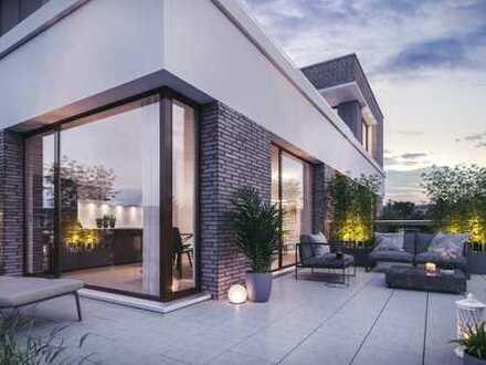 Exklusive Penthousewohnung mit Rooftop-Terrasse