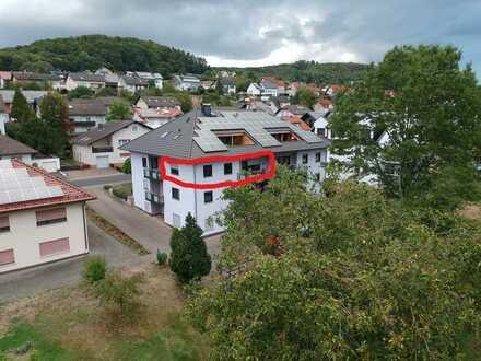 Schöne zwei Zimmer Wohnung in Bad Soden-Salmünster Eckardroth