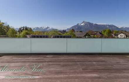 Großzügiges Penthouse in Salzburg-Nonntal - keine Käuferprovision!