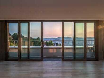 Exklusives Penthouse mit atemberaubendem Blick in repräsentativer Adresse