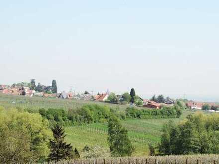 Grandioser Ausblick in die Rheinebene