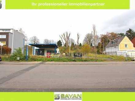 SAYAN Immobilien **Pulheim-Stommeln: Bau-Grundstück mit 1.883 m² Wohnfläche -inkl. Baugenehmigung**