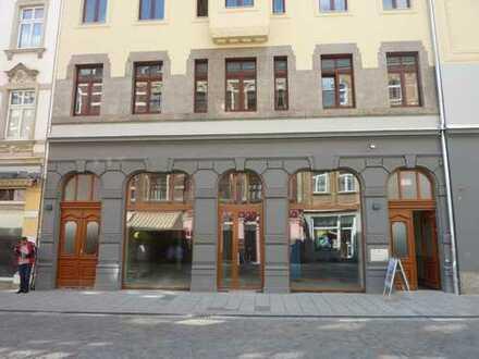 Attraktive Einzelhandelsflächen am Georgen-Platz