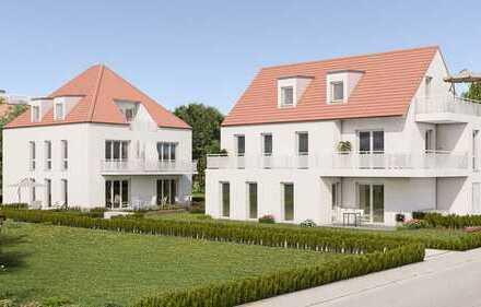 Provisionsfrei! Traumwohnungs-Neubau in bester Lage: 3 ZKB EG Wohnung - IN/Friedrichshofen