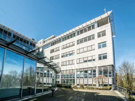 Moderner Gebäudekomplex mit flexiblen Flächenteilbarkeiten, PROVISIONSFREI