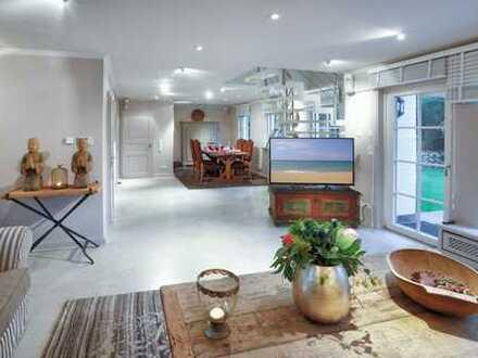 Luxuriöses und großzügiges Einzelhaus mit Stil