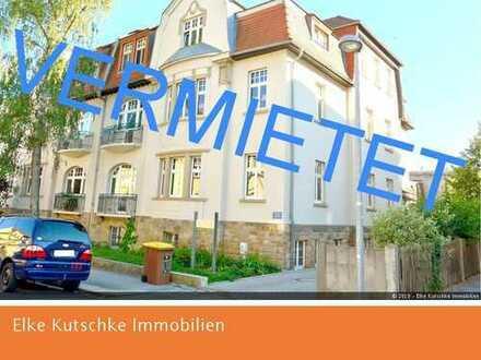 4-R-WE mit Wintergarten und Balkon in denkmalg. MFH in Bautzen