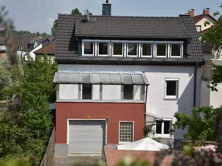 DAS WINTERGARTEN-HAUS - 5 Zimmer - KFW-kernsaniert - SOFORT FREI - VON PRIVAT
