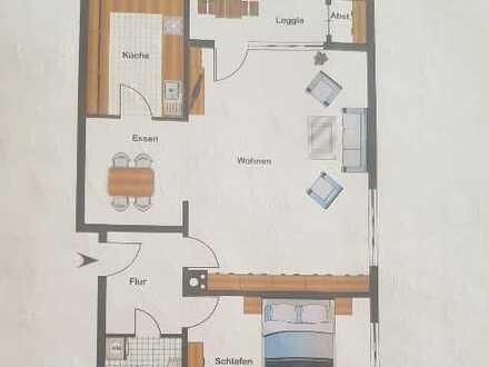 Gepflegte 2- Zimmer Wohnung in Laupheim
