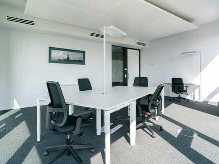 Privatbüro für fünf Personen in Heidelberg, Heidelberg City