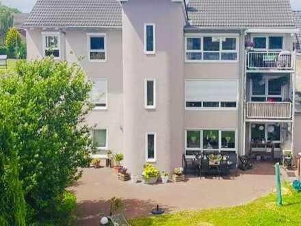Exklusive Etagen 4-Zimmer-Wohnung mit Balkon in Elsdorf