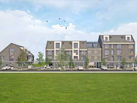 Moderne Neubau Gewerbefläche in Innestadtlage von Lampertheim! Individuell planbar. C.1