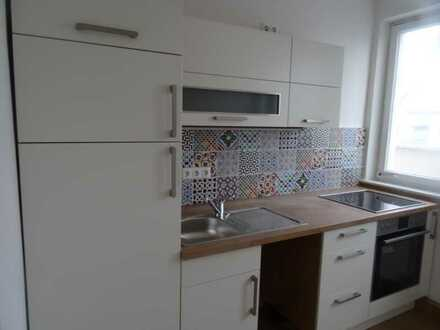 Sonnige 4-Zi-Wohnung mit Balkon und Einbauküche in Bamberg/Wunderburg
