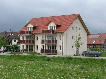 Hochwertige Wohnung mit drei Zimmern und Balkon in Seefelden