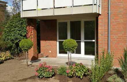 Heikendorf 3 Zimmer EG Wohnung mit Terrasse