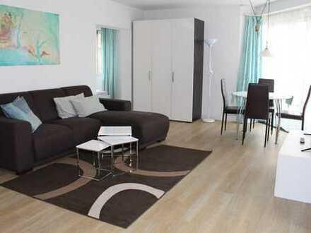 Bezauberndes möbliertes 1 1/2-Zimmer Apartment in der Stollbergstr. 2