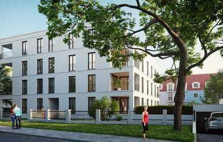 Stilvolle 3-Zimmer-Wohnung mit Freisitz in Donaunähe am Oberen Wöhrd! Neubau!
