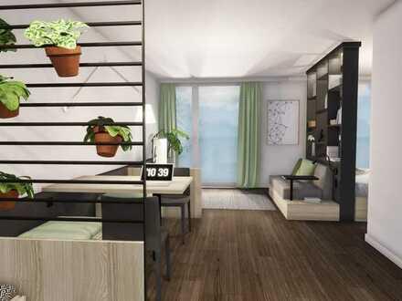 Möbliertes Apartment (Komfort Plus, Typ F) mit bis zu 18.000 € Tilgungszuschuss