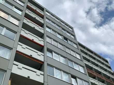 Ihre Kapitalanlage in Frankfurt! Langjährig vermietetes 1-Zimmer-Wohnung mit Süd-Balkon
