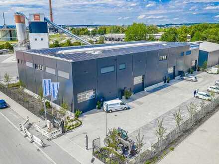 Variable Größen ab 200 m²! Neubau Büros im Gewerbepark zur indiv. Gestaltung!