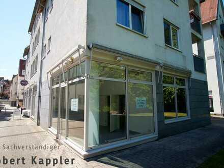 Schöne Ladeneinheit in Top-Lage von Backnang I robert-kappler.de
