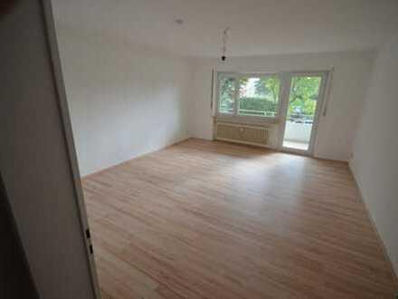 Sonnige 3-Zi-Hochparterre-Wohnung, Balkon, EBK, TG in Erlangen, Campus-Nähe