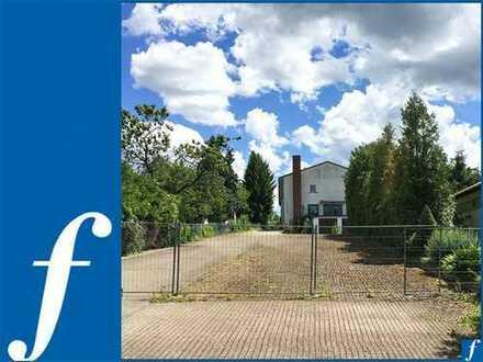 Gewerbeareal mit Entwicklungspotential * Grundstück (unbeplanter Innenbereich)