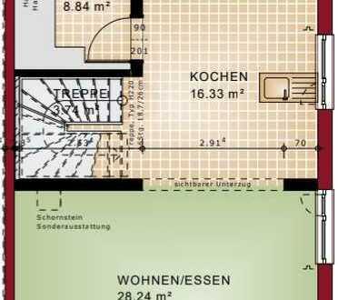 Neubauprojekt Doppelhaus zur Miete in Münchsmünster, Münchsmünster