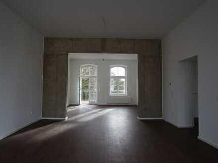 Erstbezug einer großzügigen Wohnung