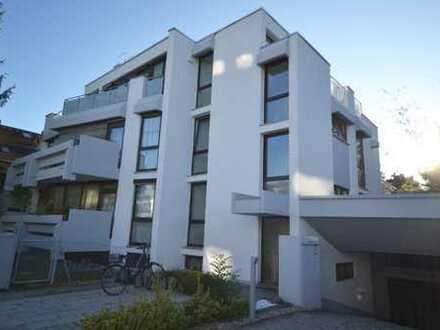 Obermenzing - Top sanierte Penthouse Wohnung
