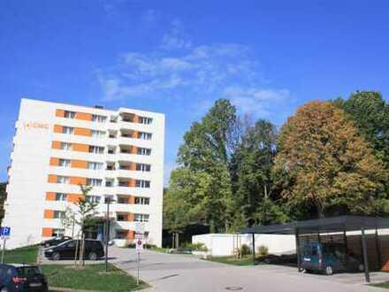 2-Zimmer Wohnung in Haspe-Quambusch