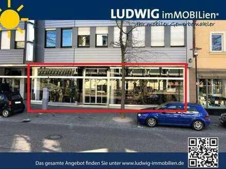 ++ 1A Lage auf Haupteinkaufsstraße ++ große Schaufensterfront ++