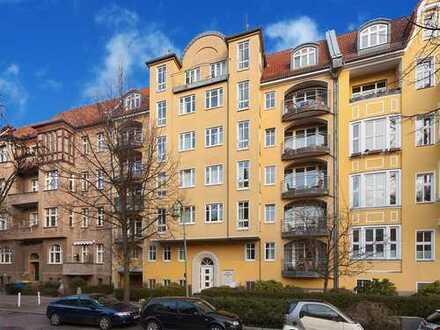 Sehr schöne 2 Zi-Wohnung in Pankow - Bezugsfrei ab 31.07.2020!