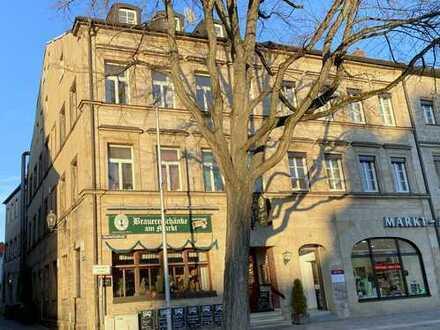 1A-Lage: Mehrparteienhaus in der Maximilianstraße mit Denkmalschutz!