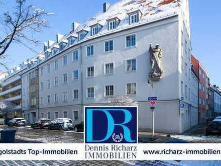 +++ Reserviert +++ Investieren in die Innenstadt! 3-Zi-Whg im Herzen Ingolstadts