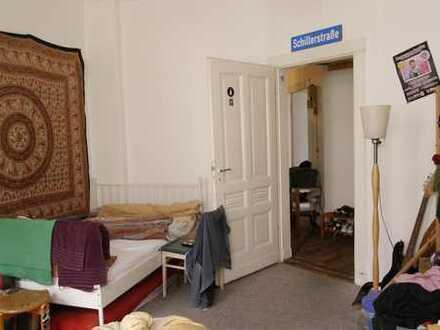 Zimmer in zentral gelegener Altbau-WG mit Kind :)