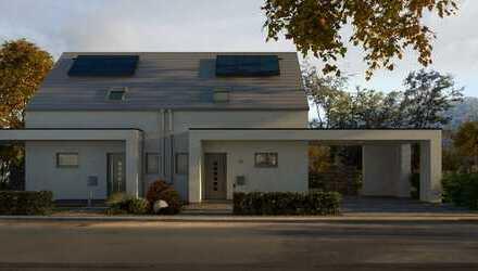 Effizient leben im neuen Familien- Doppelhaus- Info 0173-8594517