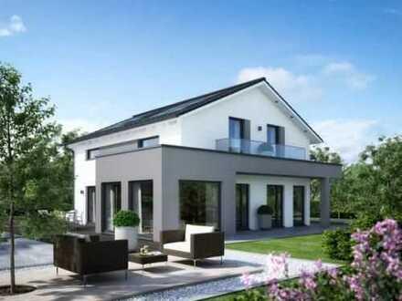 XXL Überdachung, Panoramaerker und Balkon...175m² welche begeistern