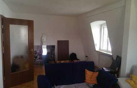 WG Zimmer in großer 88m2 Wohnung Bayreuth City