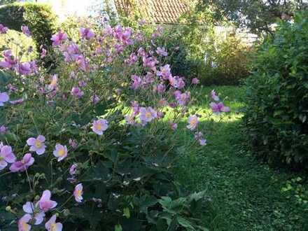 Wohlfühlen im Einfamilienhaus in schöner Lage mit Garten; Lindau Reutin