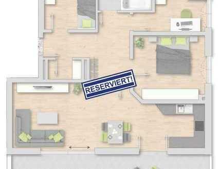 RESERVIERT! Sie sind auf der Suche nach einer besonderen Wohnung? - Exklusive PENTHOUSE-Wohnung