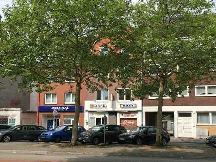 Innenstadtlage: 2-Zimmer-Dachgeschosswohnung zu vermieten!