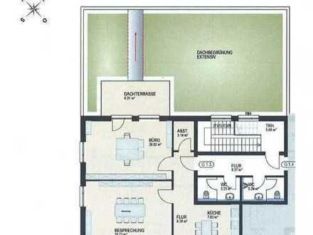 NEU: Büro mit Terrasse !
