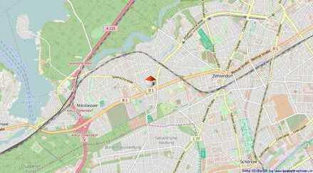 Großes Grundstück in bester Lage mit zwei Wohnhäuser in Berlin-Zehlendorf