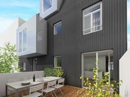 Exklusives Stadthaus mit zwei Terrassen und Garage in Erfurt